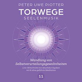 TORWEGE SEEELNMUSIK 11 WANDLUNG VON SELBSTVERURTEILUNGSGEWOHNHEITEN, PLUS MEDITATION/SCHULUNG